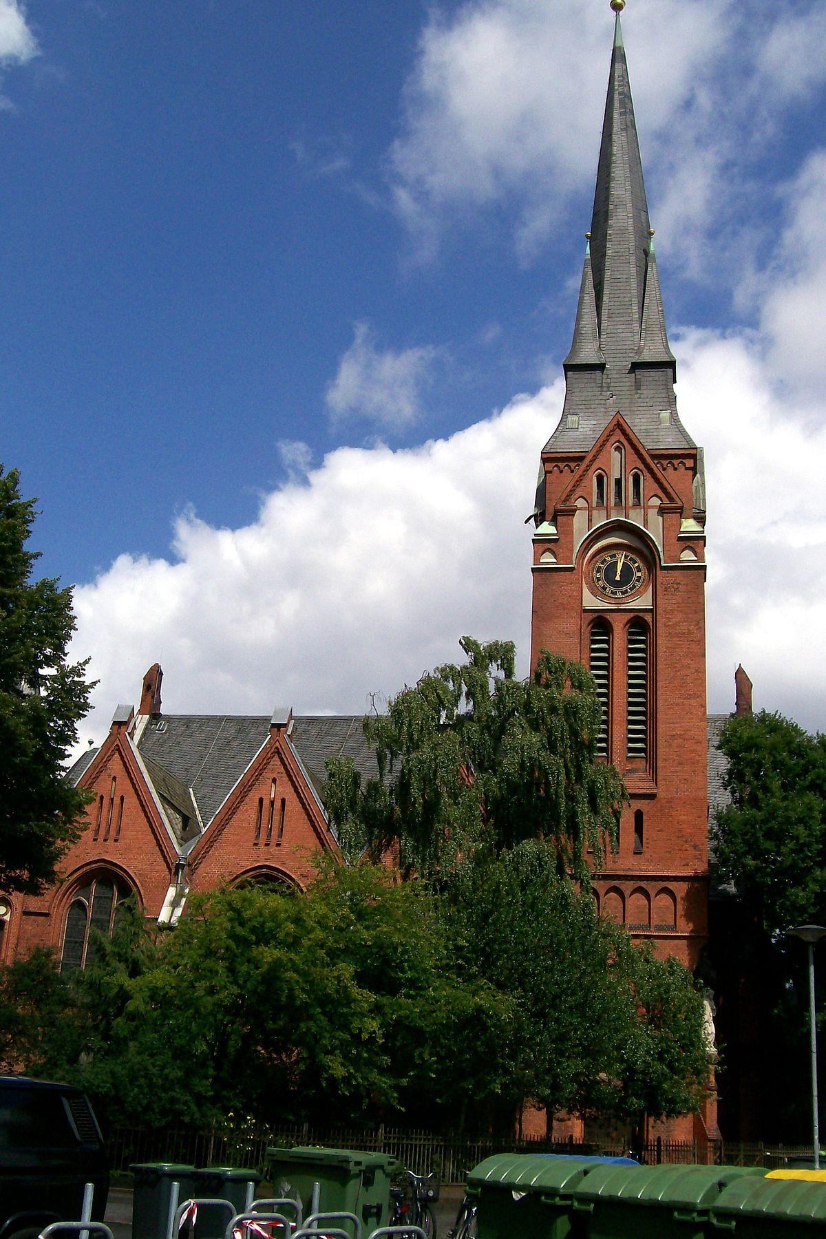 Lübeck St Lorenz