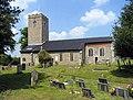 St Andrew's Church, Scole, Norfolk - geograph.org.uk - 814523.jpg