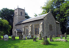 St Andrew's Church, Brinton