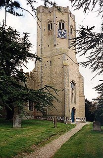 Church of St Cyriac and St Julitta, Swaffham Prior Church in Cambridgeshire, England