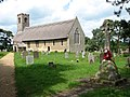 St Ethelbert's church and war memorial - geograph.org.uk - 1313165.jpg