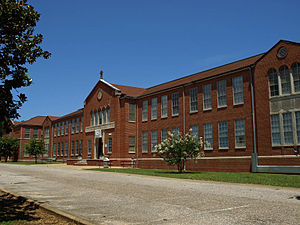 City of St. Jude - Image: St Jude School June 09 01