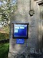 St Mary's Church, Astley, Sign - geograph.org.uk - 590668.jpg