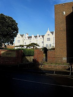 St Marys Hall, Brighton Secondary, independent school in England