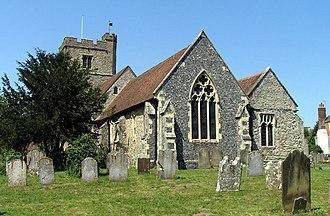 Lenham - St. Mary's Church, Lenham