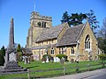 St Mary Magdalene's Church, Rusper - from the southeast.jpg