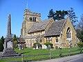 St Mary Magdalene's Church, Rusper - from the southeast.jpg