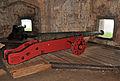 St Mawes Castle, Alberghetti Gun.jpg