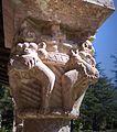 St Michel de Cuxa cloître vue intérieure 06.jpg