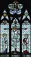 St Peter and St Paul, Temple Ewell, Kent - East window - geograph.org.uk - 325575.jpg