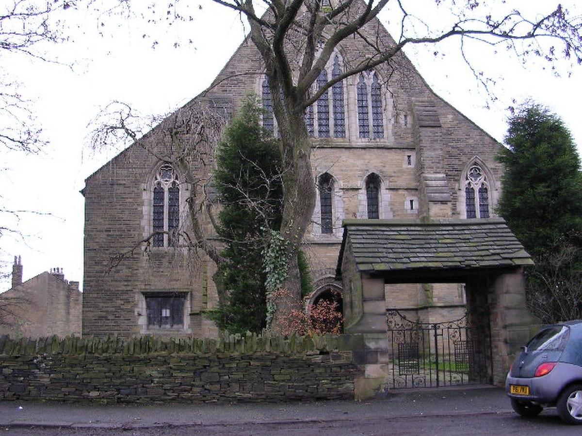 St Wilfrids Church, Lidget Green - geograph.org.uk - 81928.jpg