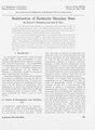 Stabilization of austenitic stainless steel (IA jresv40n4p321).pdf
