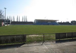 Stade Achille Hammerel - Stade Achille Hammerel in 2014