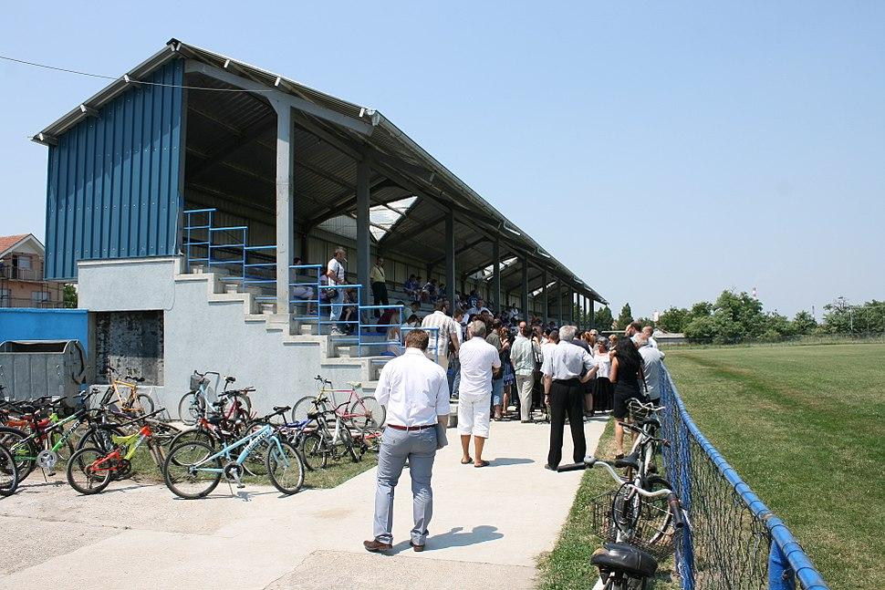 Stadion FK Borac Starčevo 2