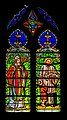 Stained-glass windows of the St Gerald abbey church of Aurillac 17.jpg