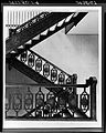Staircase from Chicago Stock Exchange Building, Chicago MET 243867.jpg