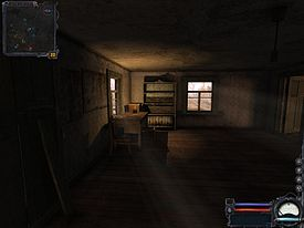 Stalker Clear Sky screenshot god rays 01.jpg