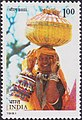 Stamp of India - 1981 - Colnect 505877 - Bhil.jpeg