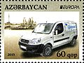 Stamps of Azerbaijan, 2013-1077.jpg