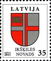 Stamps of Latvia, 2011-02.jpg