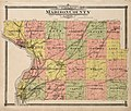 Standard atlas of Madison County, Illinois - including a plat book of the villages, cities and townships of the county, map of the state, United States and world - patrons directory, reference LOC 2007626751-5.jpg