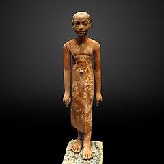 standing man figurine-MAHG 23458