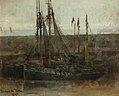 Stanhope Forbes Fishing Boats – Sketch.jpg