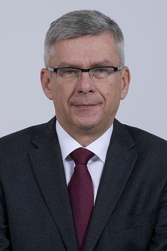 Marshal of the Senate of the Republic of Poland - Image: Stanisław Karczewski Kancelaria Senatu