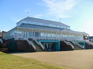 Stanley Park, Liverpool - Isla Gladstone Conservatory