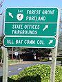 Start of Oregon Route 6 at Tillamook..jpeg