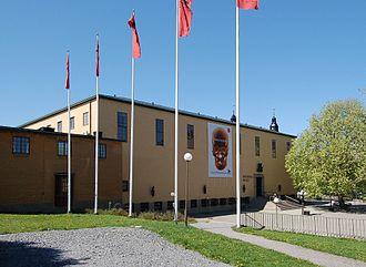 Swedish History Museum - Image: Statens Historiska museum