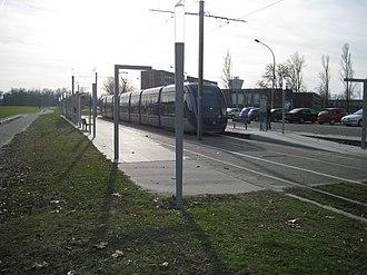 Station François Bordes (Tram de Bordeaux) - Station François Bordes