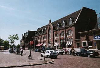 Roosendaal railway station - Image: Station Roosendaal