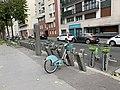 Station Vélib' Métropole Picpus Louis Braille - Paris XII (FR75) - 2020-10-15 - 1.jpg