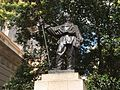 Statue of Sir Robert Scott, Waterloo Place, London.jpg