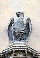 Statue of griffin on post office in Perugia - Right.jpg