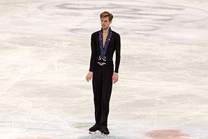 Stéphane Walker - Walker at the 2017 World Championships