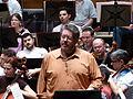 Stephen Gould, Ensaio Tristán e Isolda, Palacio da ópera, A Coruña 28.JPG