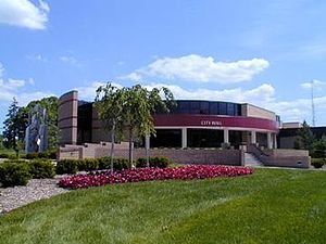 Sterling Heights, Michigan - Sterling Heights City Hall