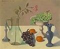 Stilleven met druiven, Gustave Van de Woestyne, 1937, Koninklijk Museum voor Schone Kunsten Antwerpen.jpg