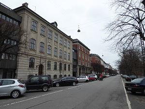 Stockholmsgade - Stockholmsgade, Copenhagen