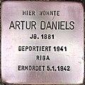 Stolperstein Artur Daniels.jpg
