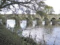 Stone Bridge over the river Strule - geograph.org.uk - 71455.jpg