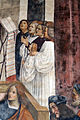 Storie di s. benedetto, 33 sodoma - Come Benedetto scomunica due religiose e le assolve poi che furono morte 05.JPG