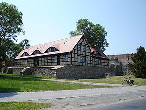 Storkow Castle - Image: Storkow Burg