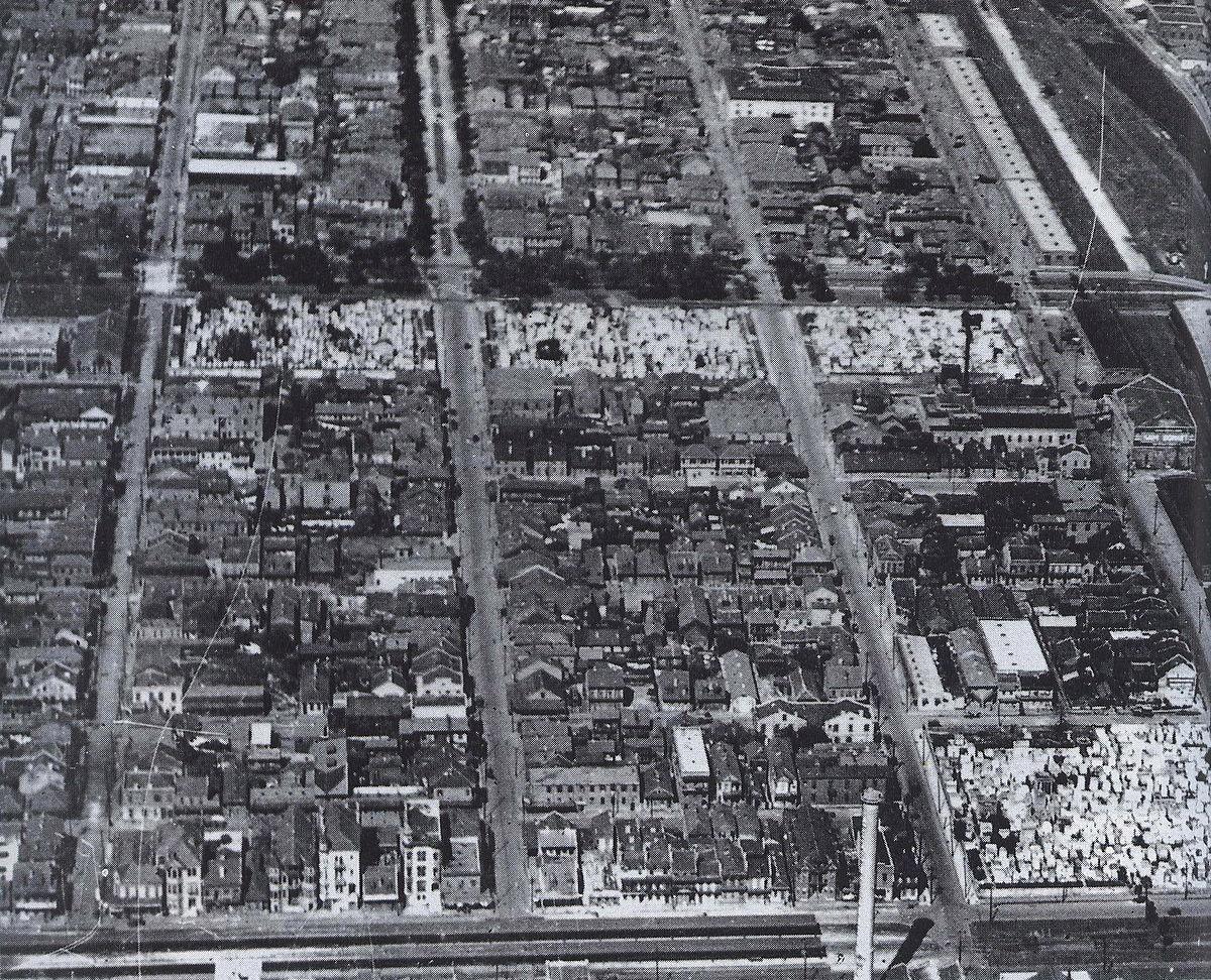 quartier de basin street