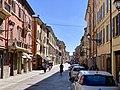 Streets in Reggio Emilia, Italy, 2019, 01.jpg
