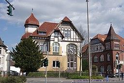 Stresemannstraße in Lüneburg