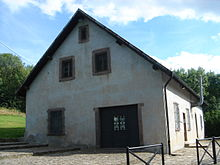 Camp de concentration de natzweiler struthof wikip dia for Camp du struthof chambre a gaz