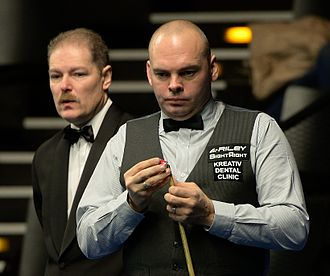 2015 World Snooker Championship - Stuart Bingham won the final